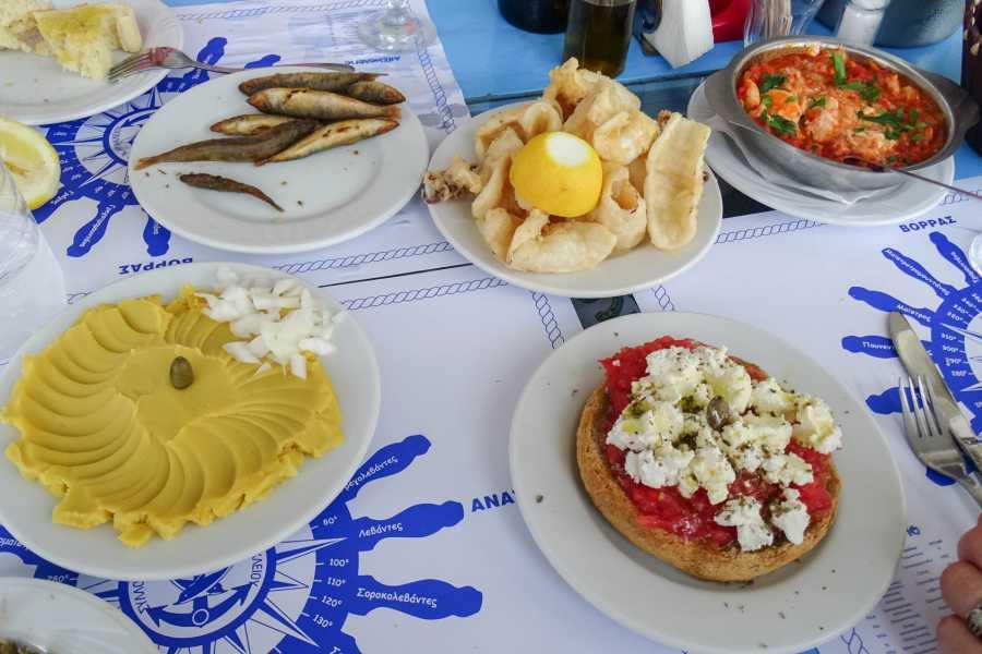 Vintage Routes Crete Heraklion Eat & Drink Walking Tour