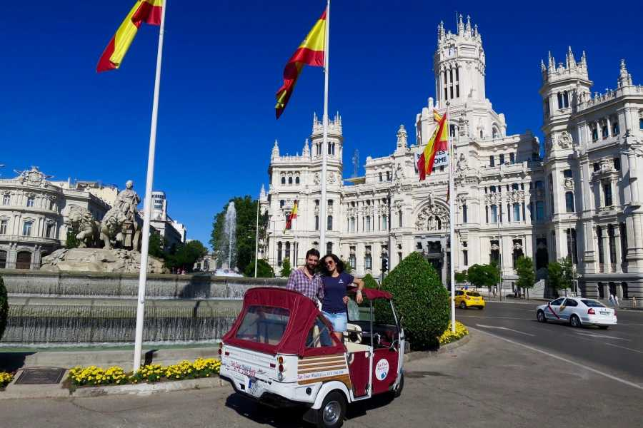 Urban Safari Tours Tuk Tuk: Discover Madrid