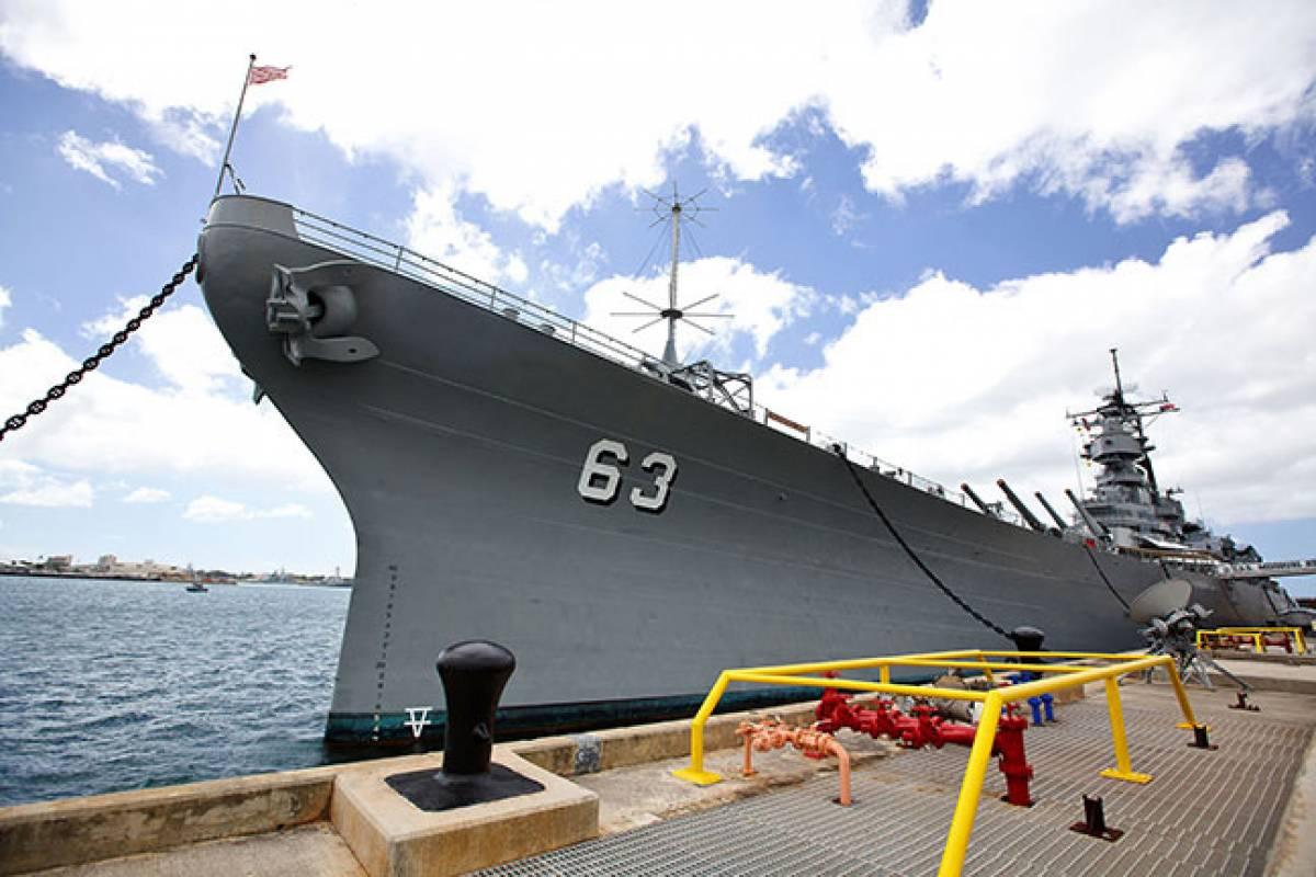 Dream Vacation Builders USS Missouri (MO), Arizona Memorial & Pearl Harbor