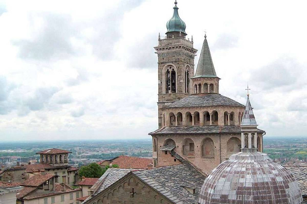 Lookals Bergamo and its Territory Day-trip from Milan