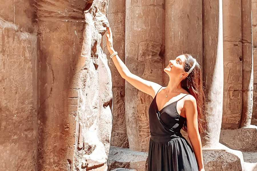 Marsa alam tours 2 day trip to Cairo and Luxor  from Hurghada Egypt by flight