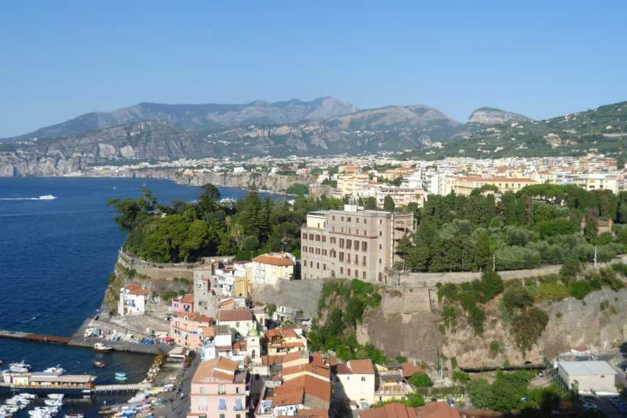 HP Travel Capri Boat Experience with Limoncello Tasting