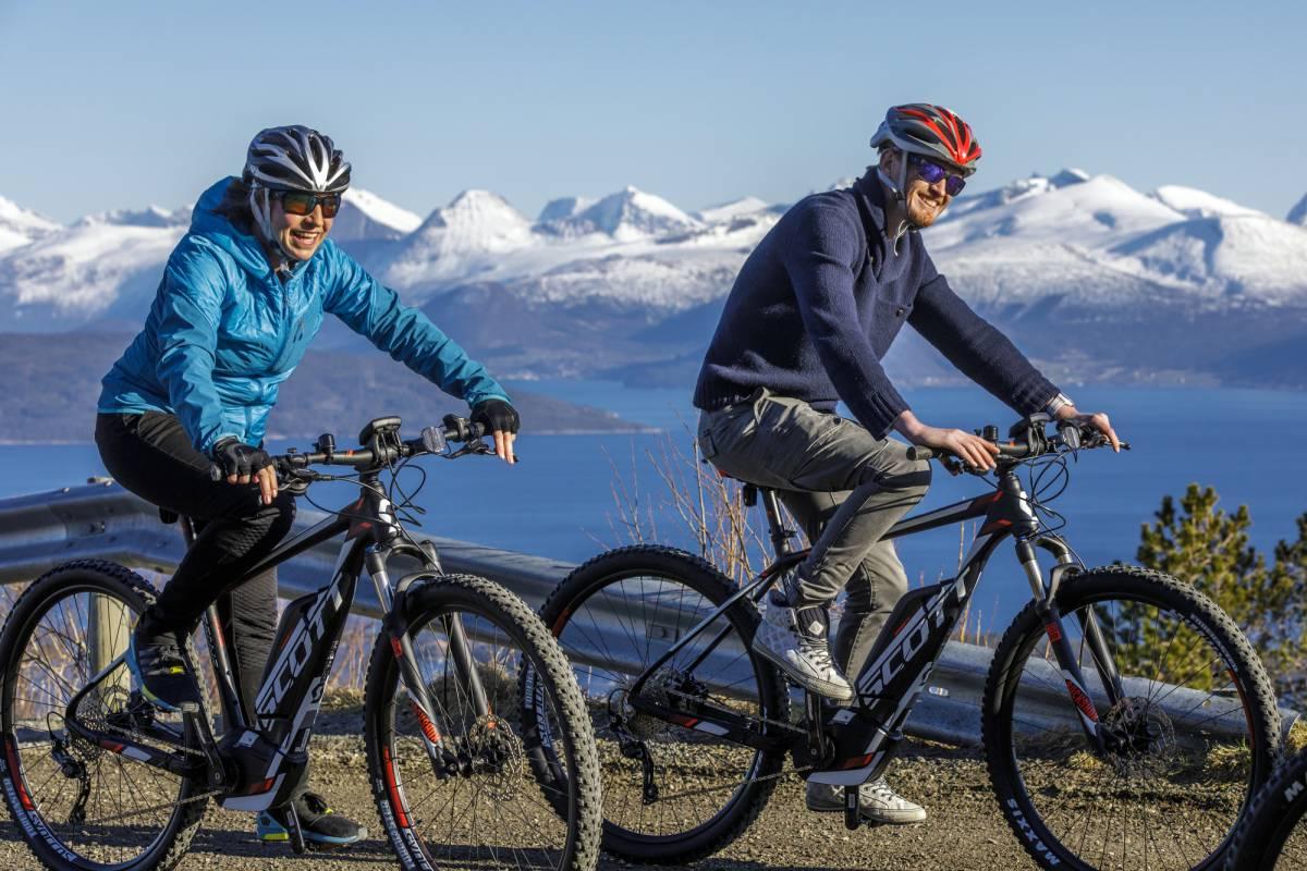 Molde Adventure Center Rent an e-bike Now