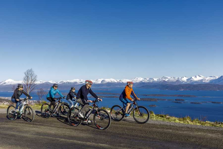 Molde Adventure Center Rent e-bike in Molde