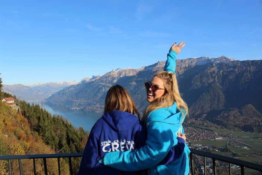 Bus2Alps AG Florence 2 Interlaken & Lake Como