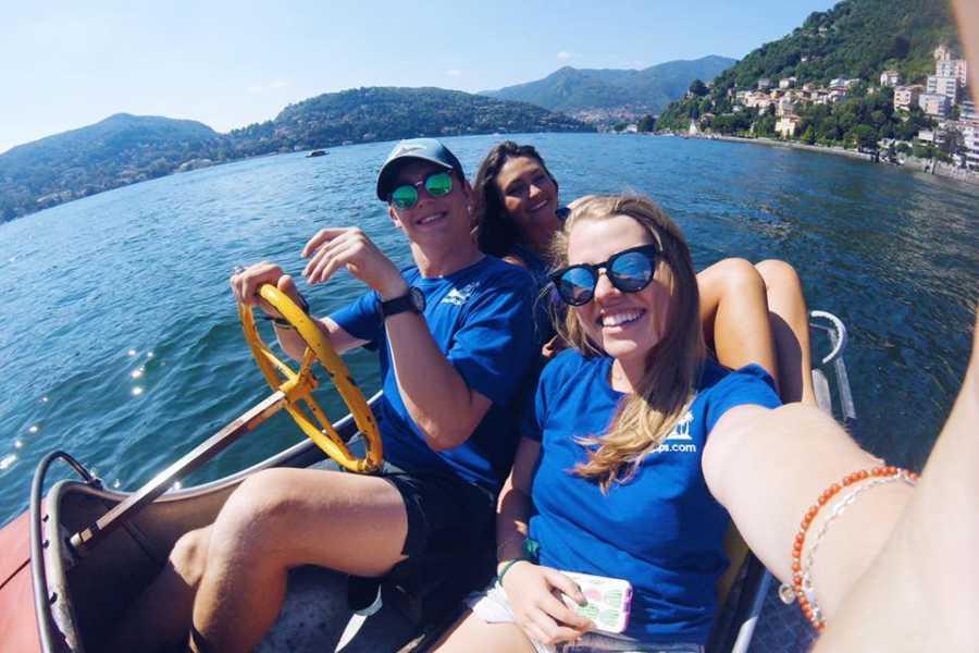 Bus2Alps AG Florence 2 Interlaken & Lake Como