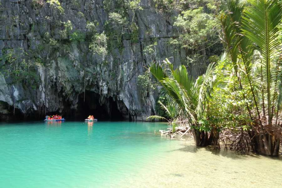 WORLD HOLIDAY TRAVEL AND TOURS Budget Puerto Princesa  4 days and 3 nights tour package