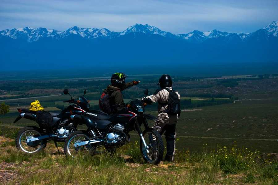 Argentina Moto Tours Valle de Uco Full Day