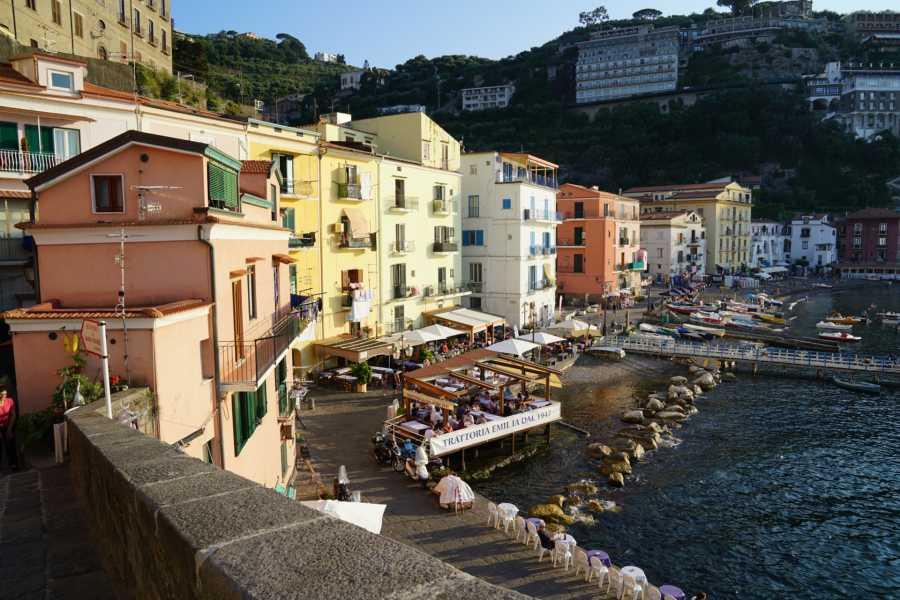 Travel etc Sorrento Walking Tour