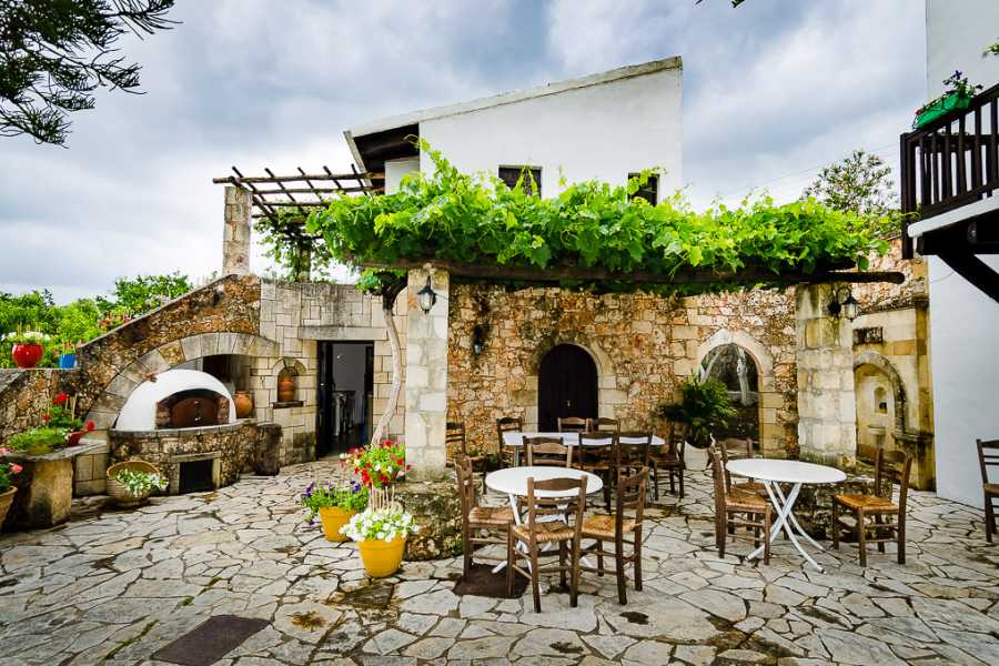 Vintage Routes Crete Private Chania Wine Routes Tour