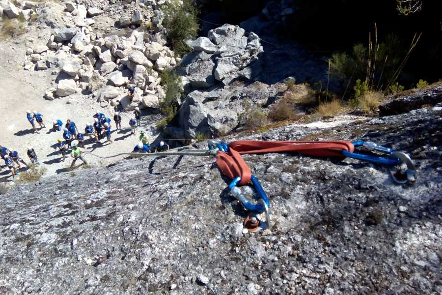 Gerês Holidays Pack Climbing/ Slide/ Rappel