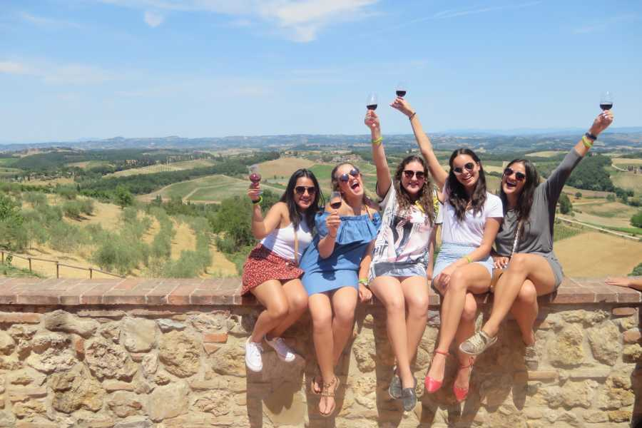 Italy on a Budget tours THE GRAPE ESCAPE WINERY TOUR