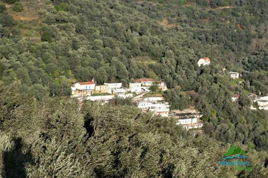 Paleochora Nature IKE CW2  Pretty villages around Voutas