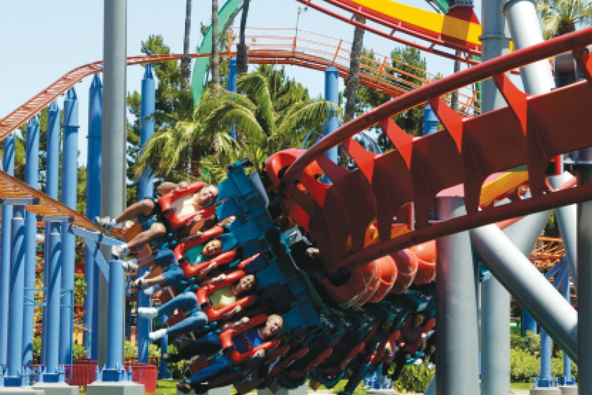 Dream Vacation Builders Knott's Berry Farm Student Tickets Anaeim/Orange County or Los Angeles