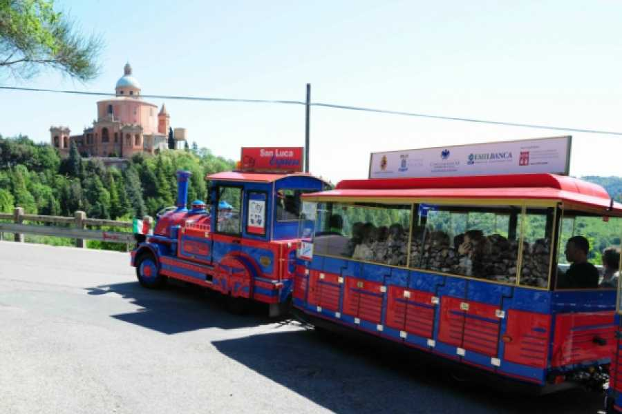 Bologna Welcome City Red bus & San Luca Express