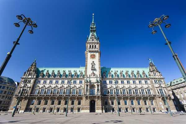 3-hour Hamburg Private City Tour