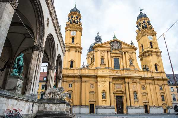 2-hour Munich Highlights Private Tour