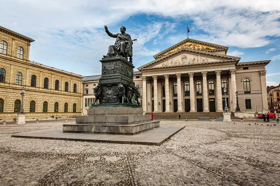 SANDEMANs NEW Europe Tour General de Múnich