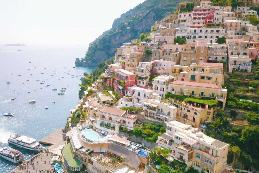 Bus2Alps AG Naples 2 The Amalfi Coast- Blue Route