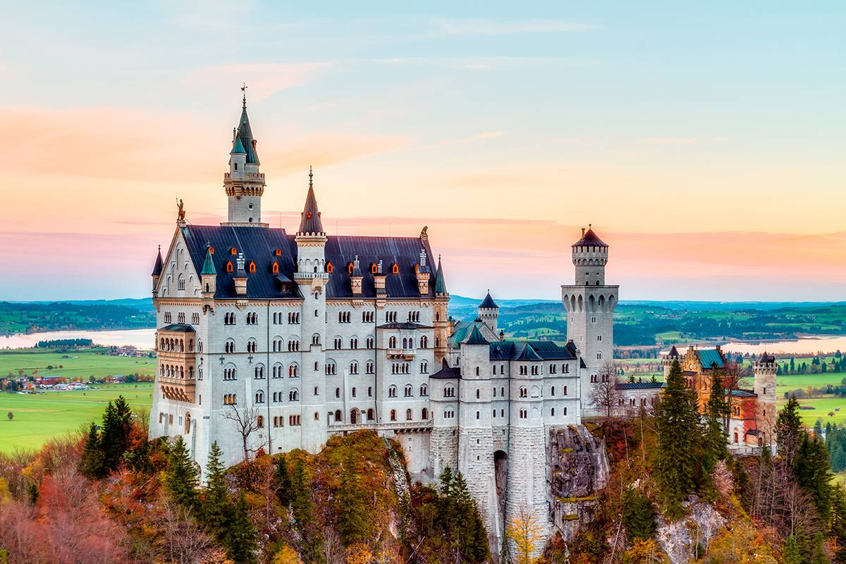 SANDEMANs NEW Munich Tours Tour al Castillo de Neuschwanstein