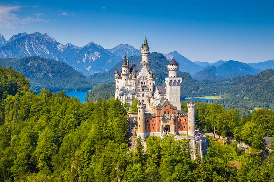 SANDEMANs NEW Munich Tours Neuschwanstein Castle Tour from Munich