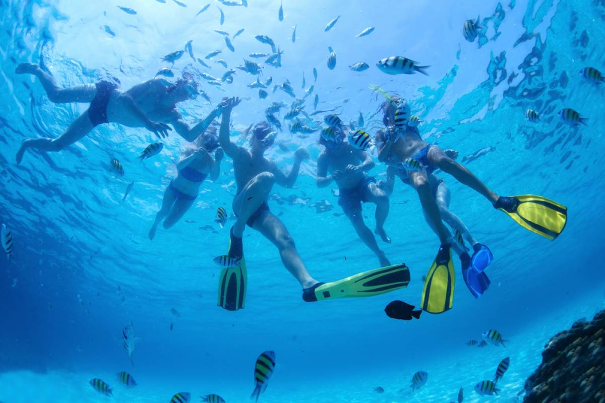 Tour Guanacaste Catalinas Islands Snorkel Tour