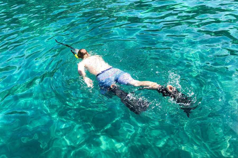 Tour Guanacaste Catalinas Islands Snorkel Expedition