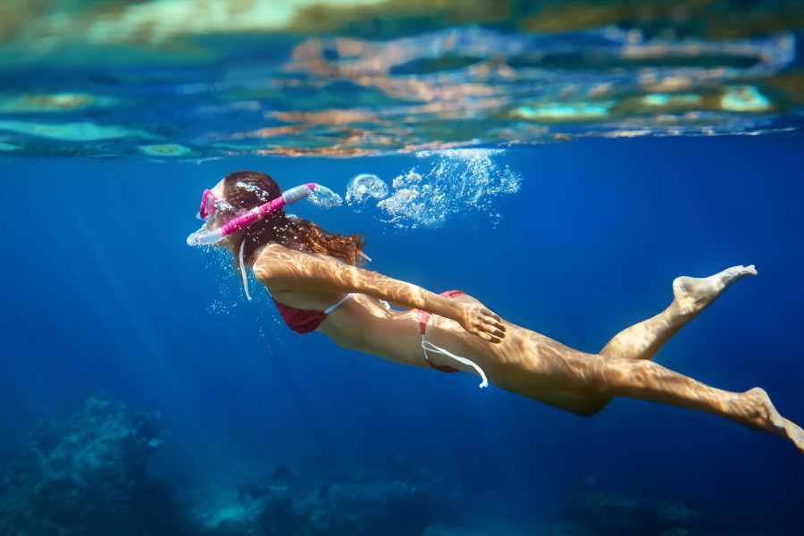 Tour Guanacaste On-Line Catalinas Islands Snorkel Expedition