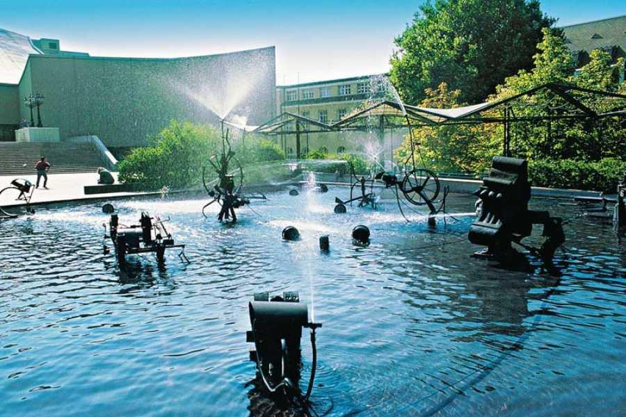 BaselCitytour.ch 2h-Tour Tinguely Brunnen