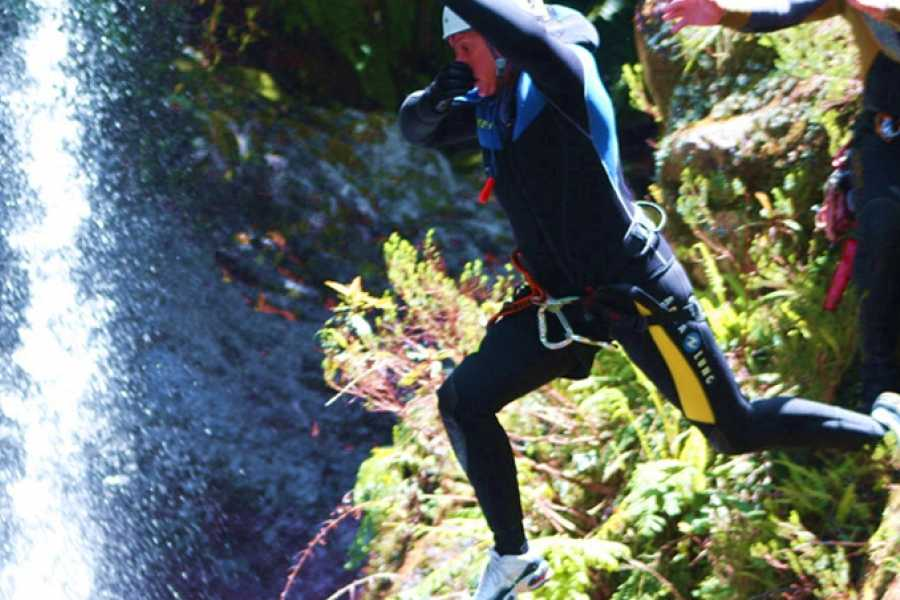 Nature Meetings Guided Canyoning Tour in Madeira