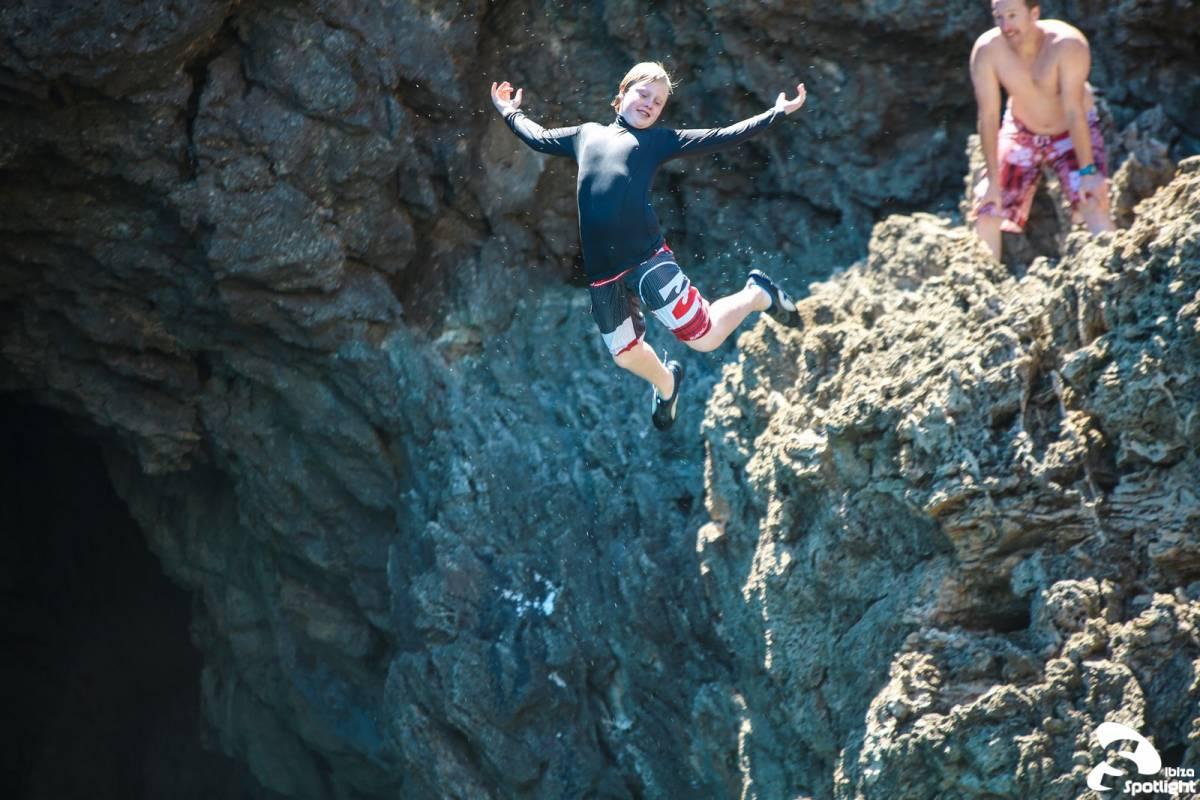 rockidibiza SPONGEBOB CHALLENGE AT SAN MIGUEL
