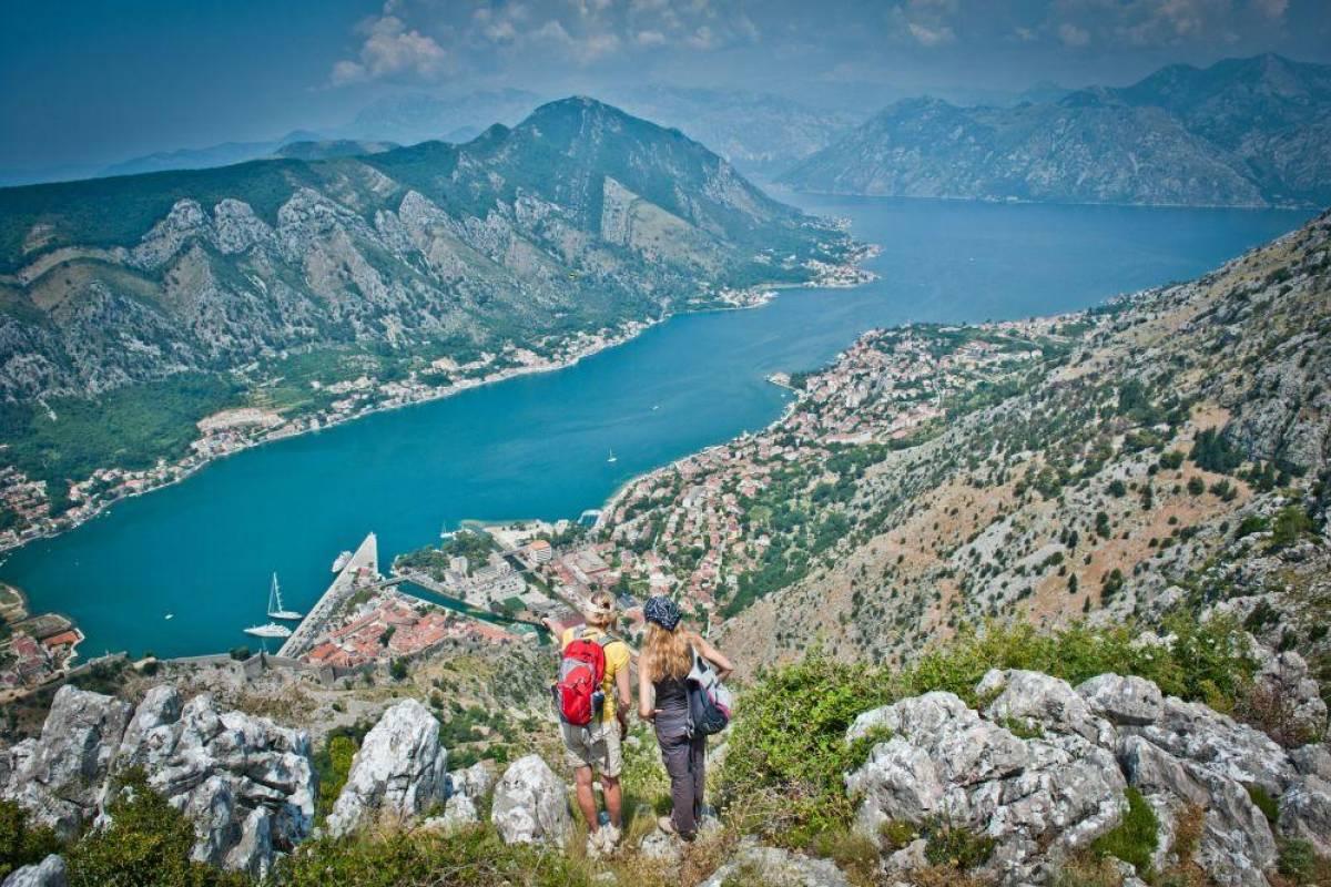 FeelMontenegro Hiking: Ladder of Kotor