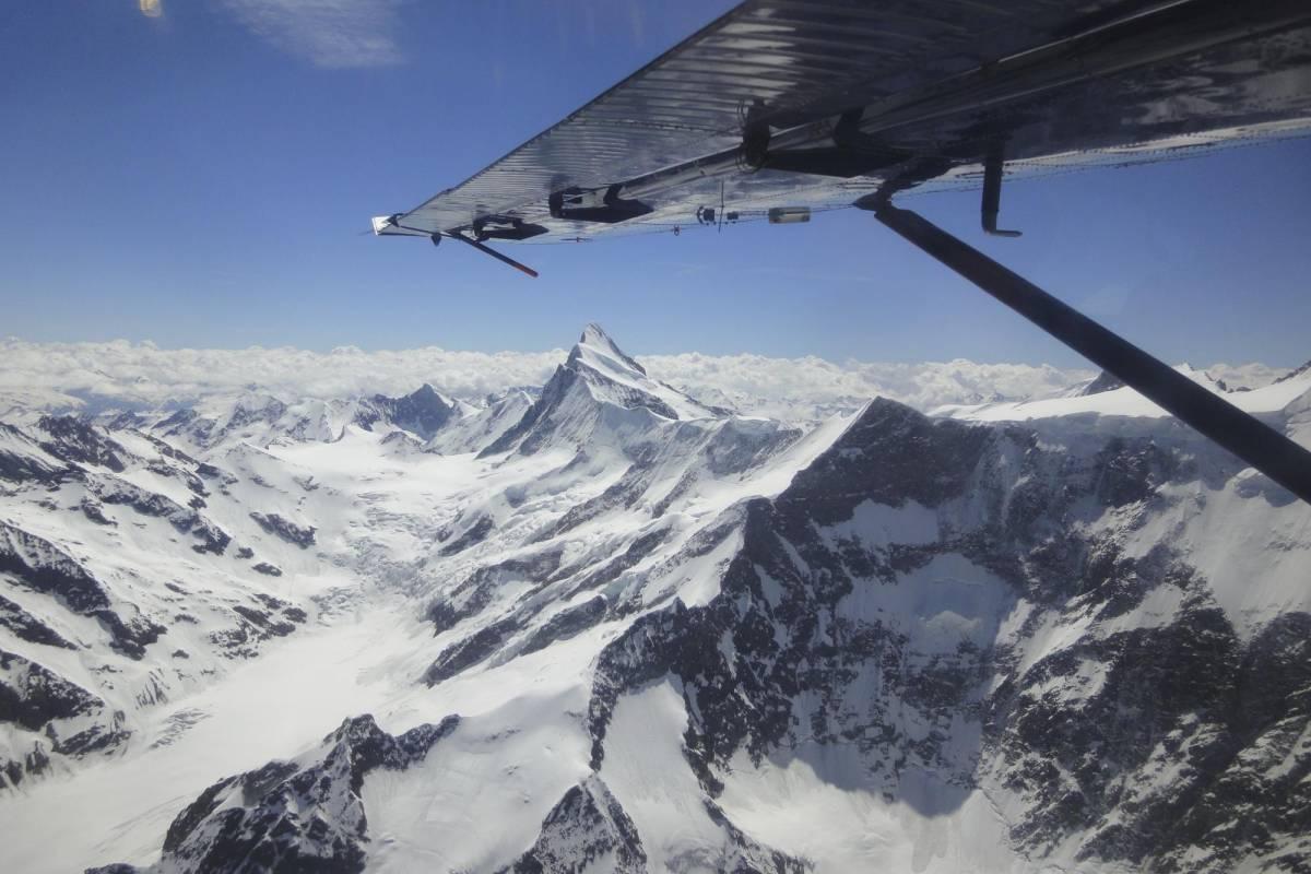 Skydive Switzerland GmbH Rundflug Matterhorn