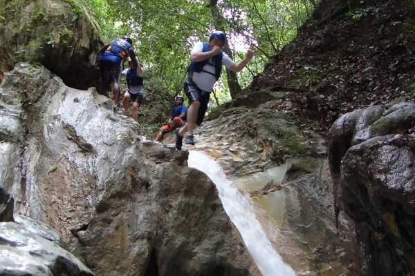 12 Damajagua Waterfalls from Gran Bahia Principe San Juan