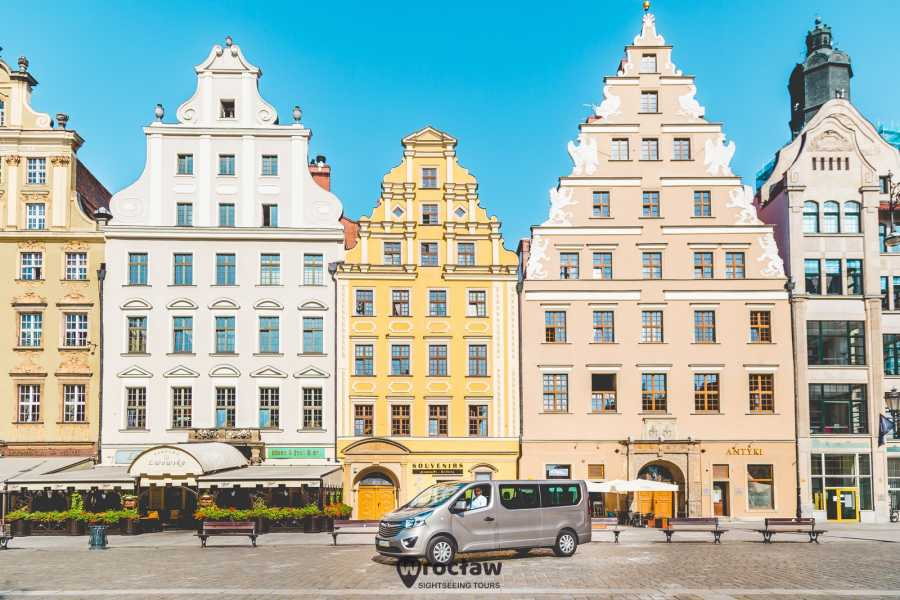 Wroclaw Sightseeing Tours Transfers