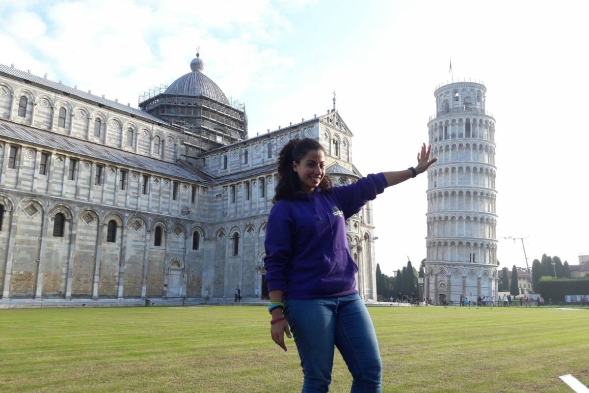 Italy on a Budget tours PISA & CINQUE TERRE day trip