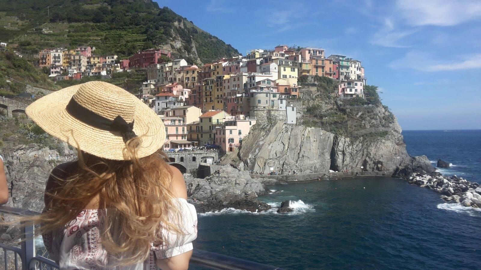 Italian Florence: PISA & CINQUE TERRE Day Trip