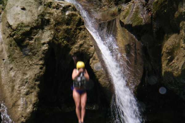 12 Damajagua Waterfalls from Cabarete