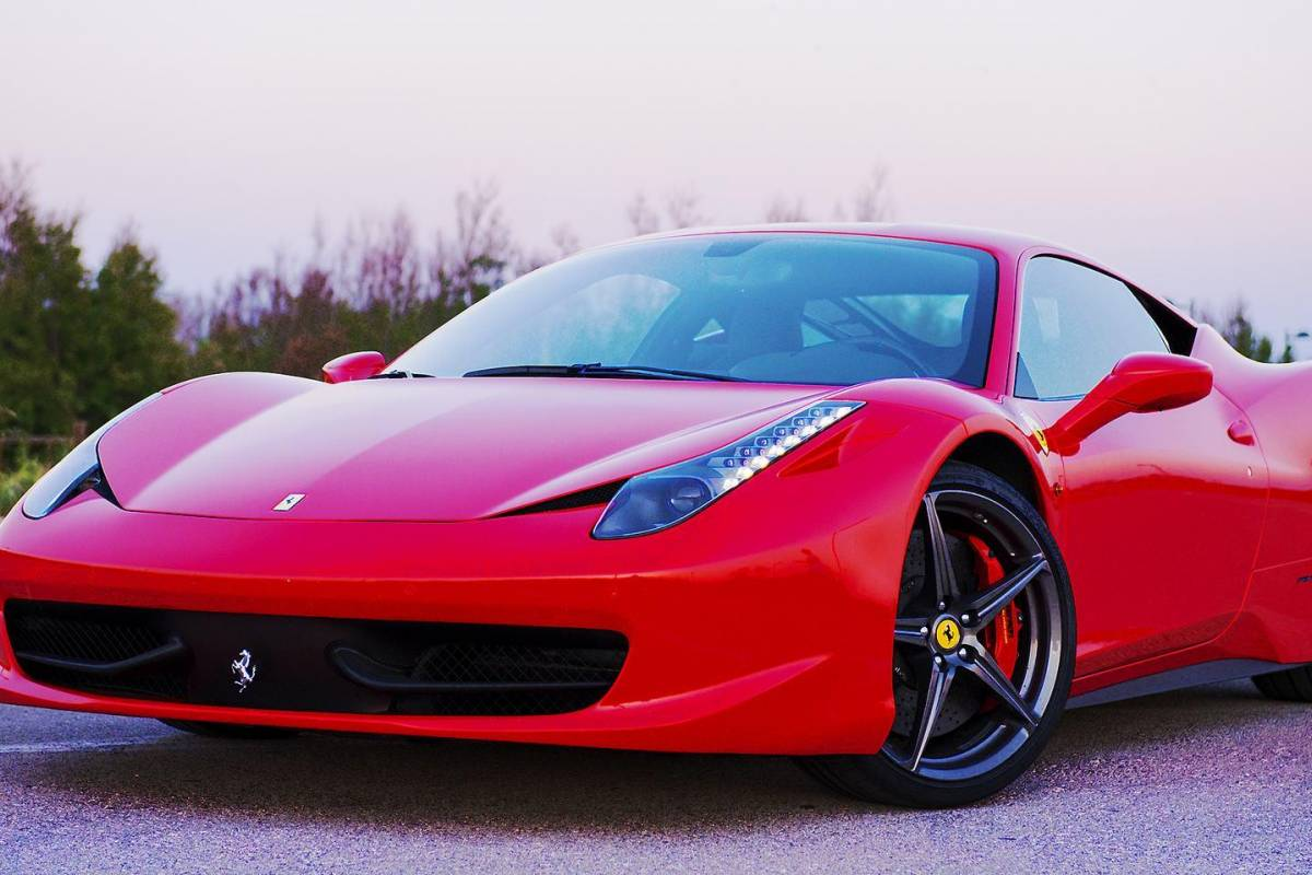 rockidibiza Ferrari Italia 458 Experience