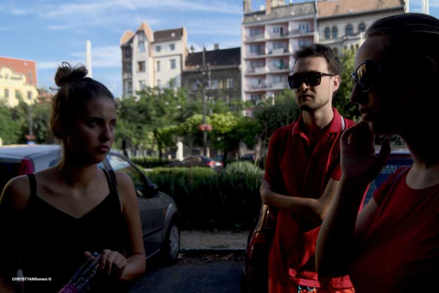 Living Local Hungary Sociocultural Walking Tour - The real face of Budapest