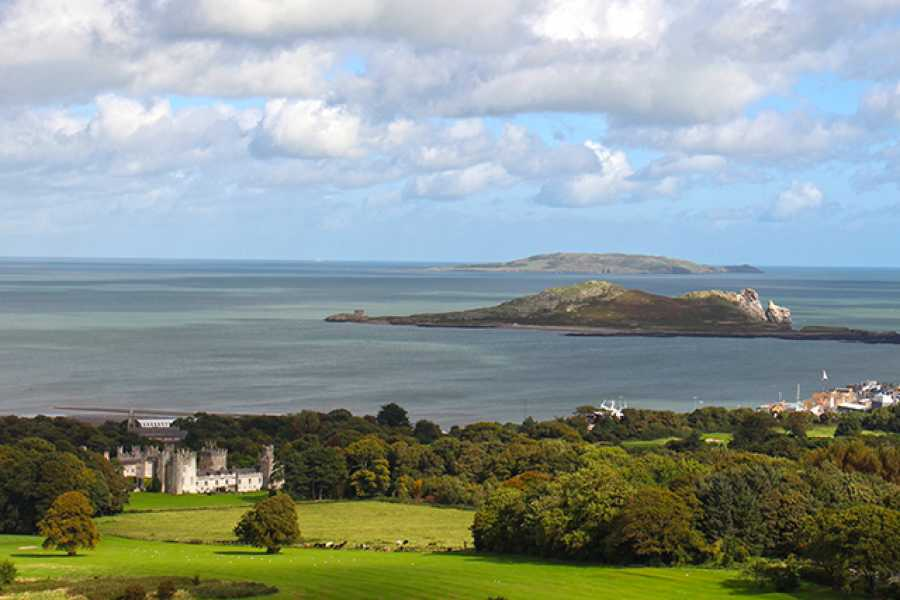 Shane's Howth Hikes Howth Castle - for your eyes only