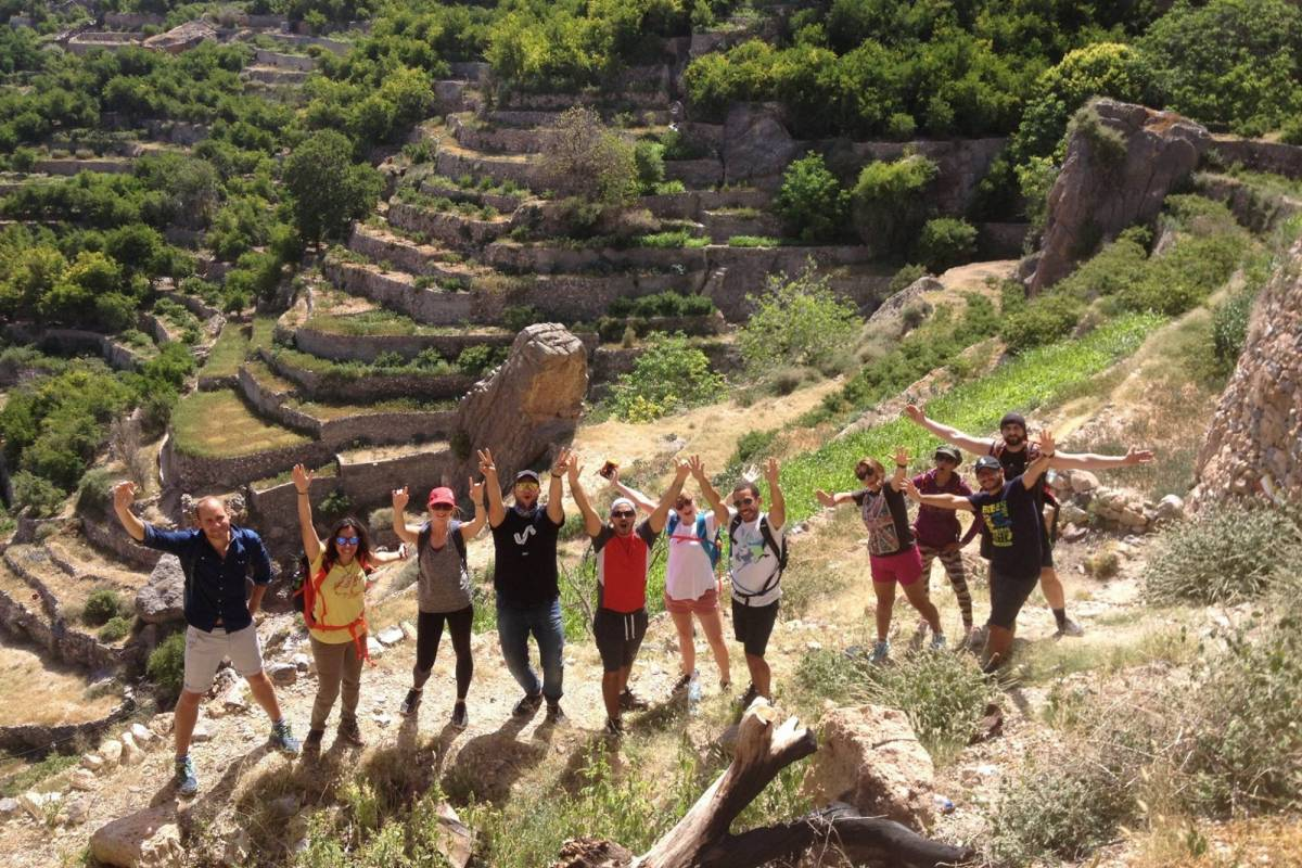 Adventurati Outdoors Jabal Akhdar - Oman - All Levels