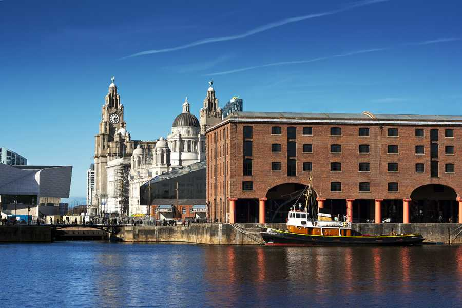 SANDEMANs NEW Europe Liverpool Appetiser Private City Tour