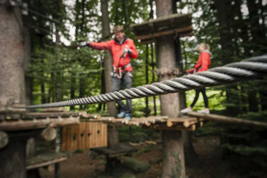 Outdoor Interlaken AG 因特拉肯探险乐园(Adventure Park Interlaken)