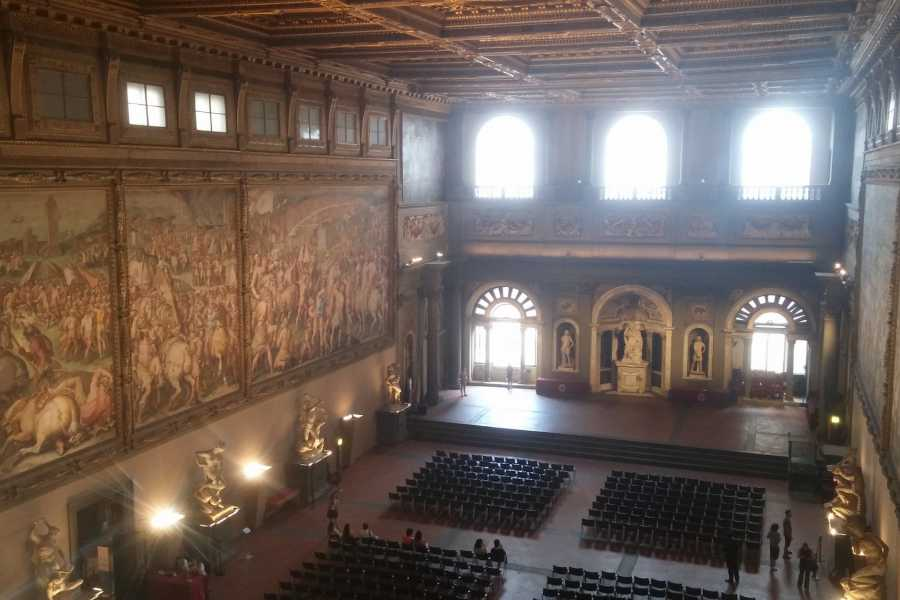 Keys of Florence Palazzo Vecchio Tour