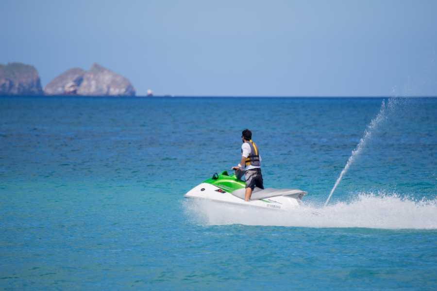 Tour Guanacaste Jet Ski & Snorkeling Island Tour