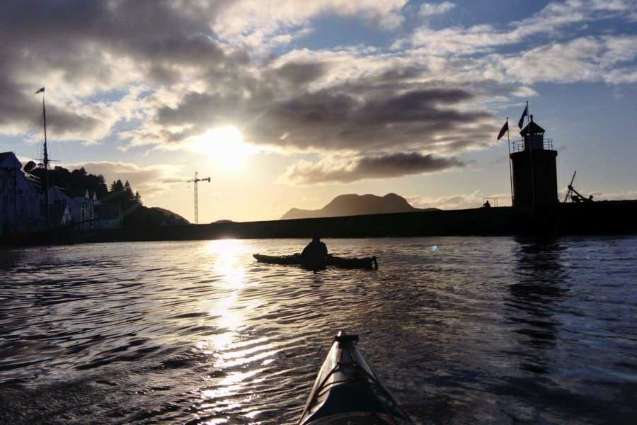KMT Bike & Kayak Ålesund's Islands