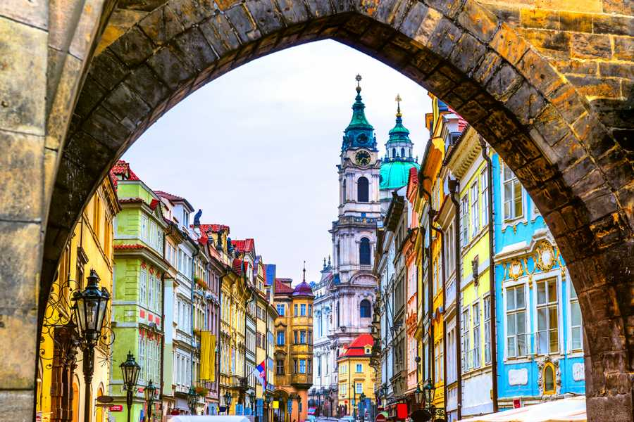 SANDEMANs NEW Europe Prague Appetiser Private City Tour - Route A) Old Town & Jewish Quarter