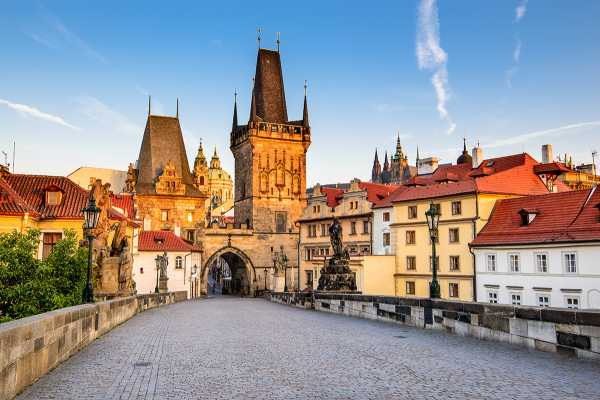 3-hour Prague Private City Tour