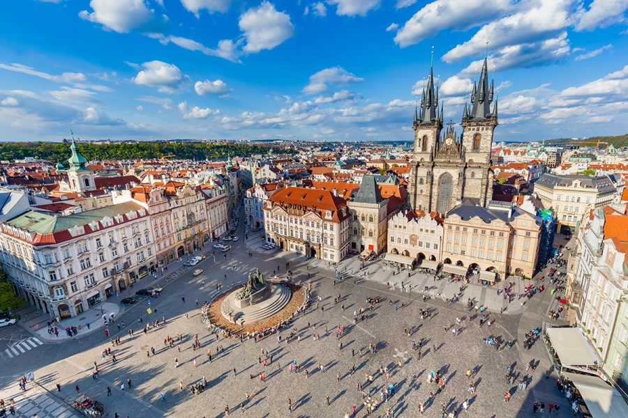 SANDEMANs NEW Europe Prague General Private City Tour